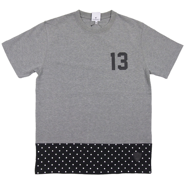 CLOUD13 / 13 DOT T-SHIRTS (MIX GRAY)