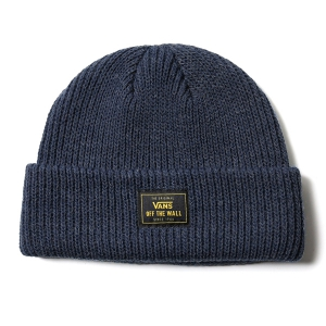 VANS / BRUCKNER CUFF BEANIE (DRESS BLUES HEATHER)
