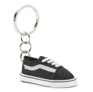 VANS / OLD SKOOL KEYCHAIN (BLACK)