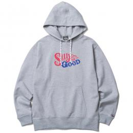 SILLY GOOD / TRICO IVY PULLOVER PARKA (GRAY)