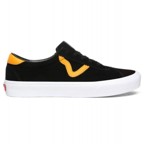 VANS / VANS SPORT (BLACK/CADMIUM YELLOW)
