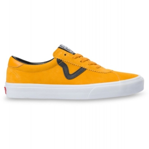 VANS / VANS SPORT (CADMIUM YELLOW/TRUE WHITE)