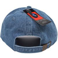 AFFECTER / AFFBOX LOGO BALL CAP (LT.DENIM)