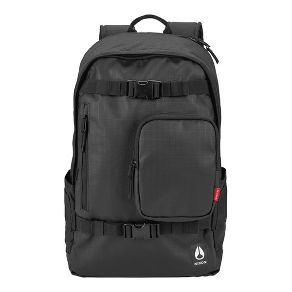 NIXON / SMITH BACKPACK (BLACK/BLACK)