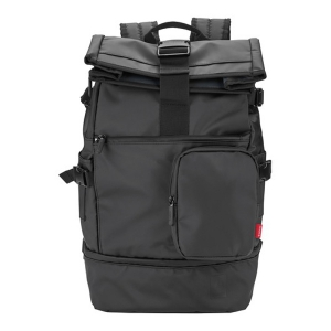 NIXON / SHORES BACKPACK (ALL BLACK)