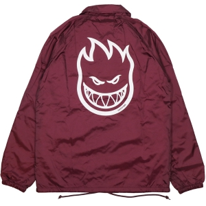 SPITFIRE / BIGHAED DOUBLE COACHES JACKET (MAROON)
