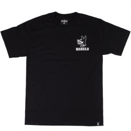 REBEL8 / PROPER FUCKED TEE (BLACK)