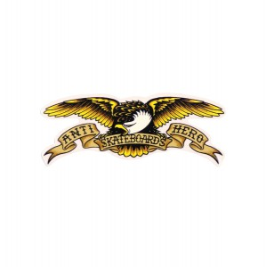 ANTIHERO / EAGLE STICKER SMALL