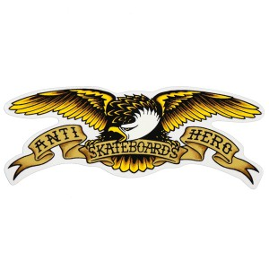 ANTIHERO / EAGLE STICKER LARGE
