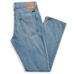 BRIXTON / RESERVE 5-POCKET DENIM PANT (FADED INDIGO)