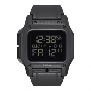 NIXON / THE REGULUS (ALL BLACK)