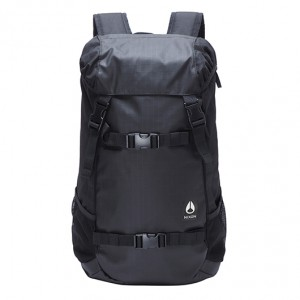 NIXON / LANDLOCK BACKPACK III (BLACK)
