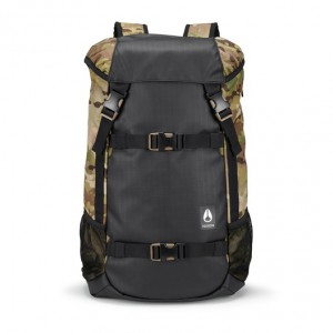 NIXON / LANDLOCK BACKPACK III (MULTICAM)