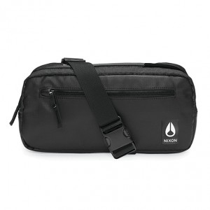 NIXON / FOUNTAIN SLING PACK III (BLACK)