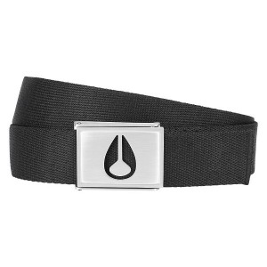 NIXON / SPY BELT (BLACK)