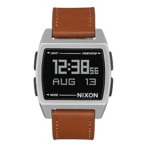 NIXON / THE BASE LEATHER (SADDLE)