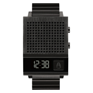 NIXON / THE DORK TOO (ALL BLACK)