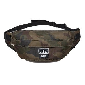 OBEY / DROP OUT SLING PACK (FIELD CAMO)