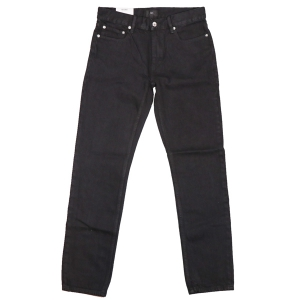 OBEY / NEW THREAT DENIM PANT II (TRUE BLACK)