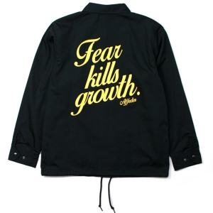 AFFECTER / KILL GROWTH JKT (BLACK)