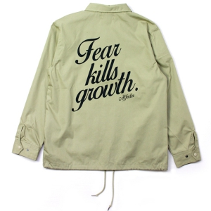 AFFECTER / KILL GROWTH JKT (KHAKI)