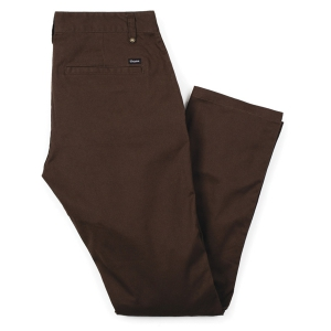 BRIXTON / RESERVE CHINO PANT (BROWN)