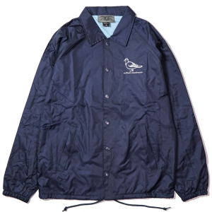 ANTIHERO / LIL PIGEON COACHES JACKET (DEEP NAVY)