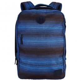 NIXON / BEACONS BACKPACK (BLUE MULTI)