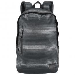 NIXON / SMITH SE BACKPACK (BLACK/GRAY/POP ST)