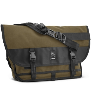 CHROME / CITIZEN MESSENGER BAG (RANGER/BLACK)