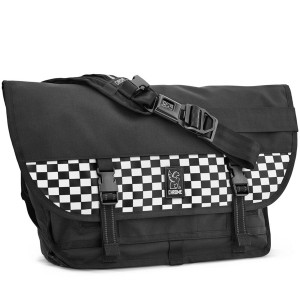 CHROME / CITIZEN TOKYO MESSENGER BAG (CHECKER FLAG)