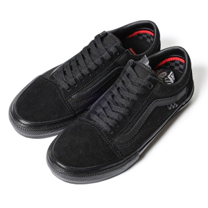 VANS / SKATE OLD SKOOL (BLACK/BLACK)