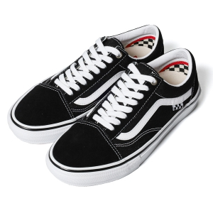 VANS / SKATE OLD SKOOL (BLACK/WHITE)