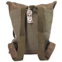 OBEY / OFF DUTY BACKPACK (OLIVE MULTI)