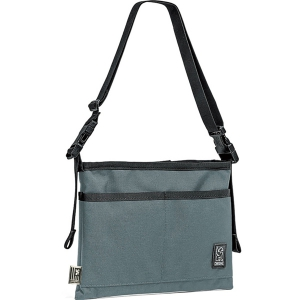 CHROME / MINI SHOULDER BAG (GREY)