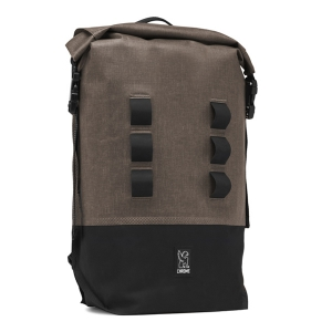 CHROME / URBAN EX ROLLTOP 18L BACKPACK (KHAKI/BLACK)