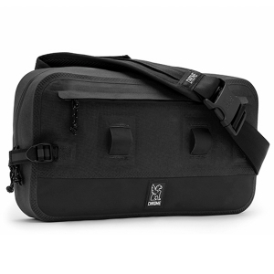 CHROME / URBAN EX SLING 10L BAG (BLACK/BLACK)