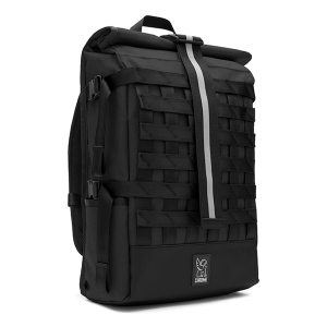 CHROME / BARRAGE CARGO BACKPACK (ALL BLACK)