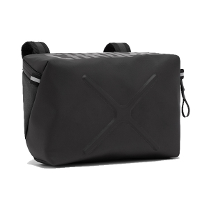 CHROME / HELIX HANDLEBAR BAG (BLACK)