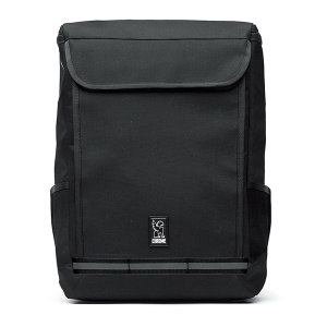 CHROME / VOLCAN BACKPACK (BLACK NYLON)