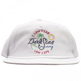 DARK SEAS / SAFE HARBOR HAT (WHITE)
