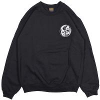 DARK SEAS / MAVEN CREW FLEECE (BLACK)