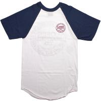 LOSER MACHINE / ENROLL S/S JERSEY (WHITE/NAVY)