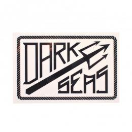 DARK SEAS / DOCK STICKER (LARGE)