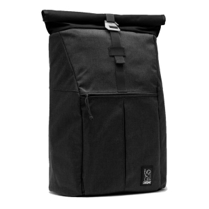 CHROME / YALTA 2.0 NYLON BACKPACK (BLACK)