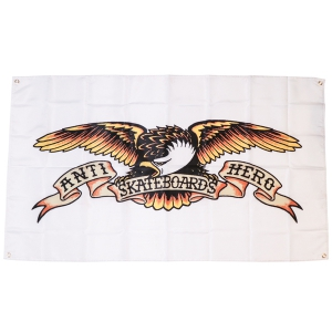 ANTIHERO / EAGLE BANNER (WHITE)
