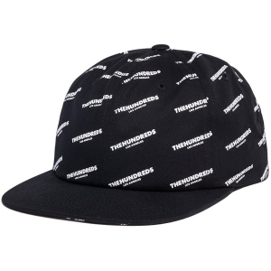 THE HUNDREDS / PIERCE SNAPBACK CAP (BLACK)