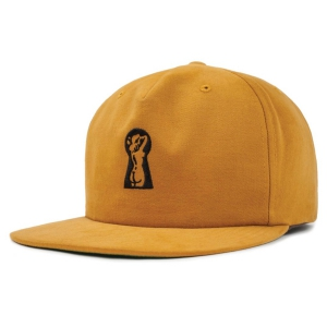 BRIXTON / PEEPER MP CAP (GOLD)