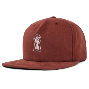 BRIXTON / PEEPER MP CAP (BRICK)