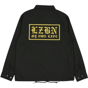 LZBN / OE COACH JACKET (BLACK)